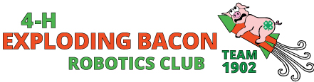 Exploding Bacon, FIRST Robotics, Team 1902